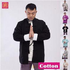 Nuovi Vestiti Del Cinese Tradizionale Gli Uomini Di Linguetta Parti Superiori…