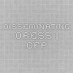 disseminating-dress | CFP