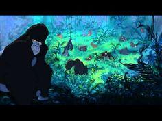 Tarzán (Disney) (En Mi Corazón) Audio Latino HD - YouTube