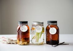 How To Infuse Booze   9 Infused Recipe Ideas | http://helloglow.co/infused-alcohol-recipes/