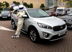 We had a great weekend showing you our #cars and raising money for @stpetershospice! #kia #alfa #abarth #cribbs #Stig http://www.wessexgarages.com/news-and-events/great-time-had-by-all-at-the-bristol-motor-show/