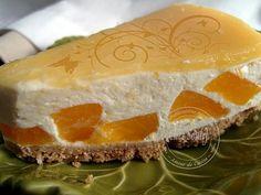 bavaroi mangue/fromage ( cheesecake sans cuisson)
