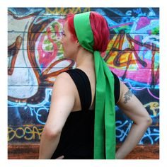 Emerald Green Sash SA39  Gypsy Style Clothing by brizel4TheAnimals