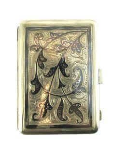 cigarette case                                                                                                                                                                                 More