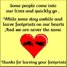 foot prints .gif