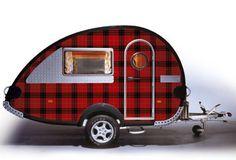 Southdowns | Tab Caravan Fun T@B Art.   Soo cool lots of designs!