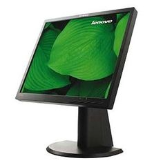 "Lenovo Group Limited - Lenovo Thinkvision L1900p 19"" Lcd Monitor - 5:4 - 5 Ms - 1280 X 1024 - 250 Nit - 800:1 - Sxga - Dvi - Vga - Black ""Product Category: Computer Displays/Monitors"""
