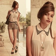 Dark Paradise (by Alana Ruas) http://lookbook.nu/look/4049394-Dark-Paradise