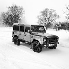 Twisted French Edition in the snow #defender #twisted #twistedperformance