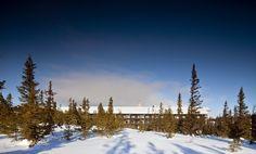 Gallery of Copperhill Mountain Lodge / Bohlin Cywinski Jackson - 3