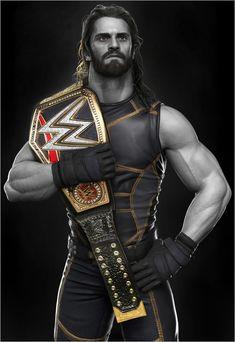 Seth Rollins done for WWE, Hossein Diba Wwe Seth Rollins, Seth Freakin Rollins, Wwe T Shirts, Wrestling Posters, Wrestling Superstars, Wwe News, John Cena, Professional Wrestling, Eminem