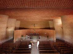 eladio dieste church - Google Search