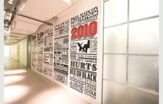 Sony Music Timeline - Project - Architype