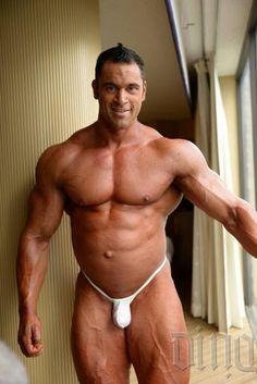 Sexy mens posing cock pouches your sex slave