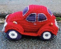 Amigurumi Minion Tarifi : Amigurumi Örgü oyuncak araba modeli anlatımlı u2013 Örgü Örgü