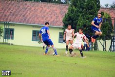 Persib bantai UNI 11-0 | Place Lapangan Pusdikpom | Photographer Reza Faizal