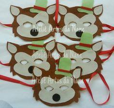 Veja nosso novo produto Máscara lobo mau, lembrança ! Se gostar, pode nos ajudar pinando-o em algum de seus painéis :)