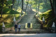 Pils Park, Cesis   Courtesy of Cesis Tourism Development and Information Department