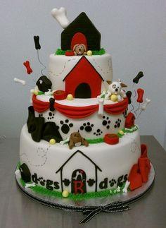 Birthday Cakes For Dogs Houston