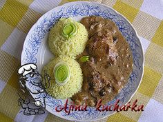 Ajina kuchařka - Lahodné kuře s houbami