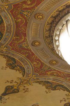 Particolare soffitto 35