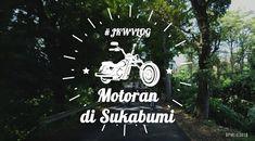 Jokowi DILANjutkan Naik Moge Ke Sukabumi