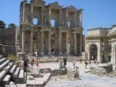 Turquia, Biblioteca de Efeso