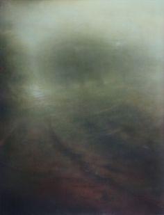 Preston Park | Oil On Canvas © Richard Whadcock