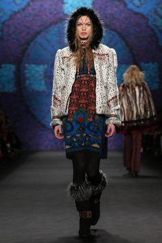 Anna Sui RTW Fall2015