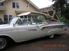 Phantom 1958 Edsel Retractable Hardtop
