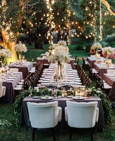 Magic in the garden   Image by @stevesteinhardt via @theknot