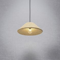 CAPITANO | DARK #lighting #suspended #cork #darlings dia 48cm (195 x 480) #new #design DARK studio | dark.be