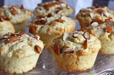 lemon ricotta muffins - beyond divine; i made these last weekend for company and we all decided they were probably the best muffins EVER!