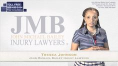 John Michael Bailey Memphis personal injury attorney Tressa Johnson tells you how a lawyer can help you after your Tennessee Truck accident http://accidentlawyertennessee.net/