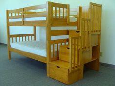 bunk beds!!!  @