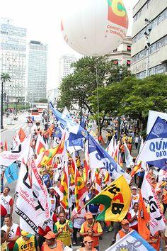 Segurança.com: Centrais lançam 8ª Marcha da Classe Trabalhadora e...