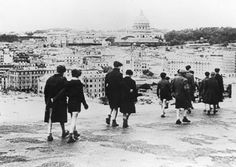 End of Rome open city