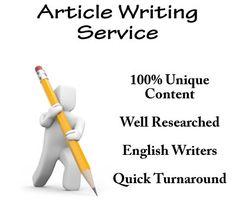 get articles written