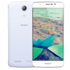[$126.00] ZOPO HERO1 5.0 inch LTPS Screen Android 5.1 Smart Phone, MT6735 (28nm HPM)Quad Core 1.3GHz, ROM: 16GB, RAM: 2GB, Support Dual SIM, GPS, GSM & WCDMA & FDD-LTE(White)