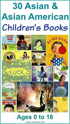 Asian & Asian American Children's Books, Ages 0 to 18 is part of Multicultural books - American Children, Up Book, Mentor Texts, Thinking Day, Asian American, Chapter Books, Children's Literature, Library Books, Library Ideas