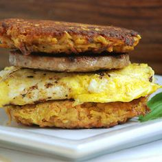 Sausage and Egg Sandwich – The Foodee Project