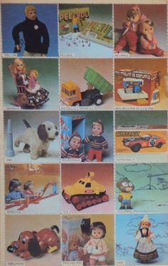 Brinquedos Estrela Anos 70 #nostalgia #70s