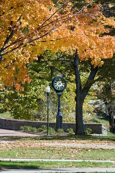 Denison campus, Granville Ohio