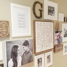 Great Gallery Wall I spiration