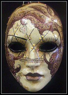 Venetian Mask by Sheila.U