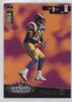 Isaac Bruce (Football Card) 1996 Upper Deck Collector's Choice You Crash the Game Silver #CG 17.3 - Brought to you by Avarsha.com