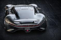Virtuele sportwagen: Mercedes-Benz AMG Vision Gran Turismo