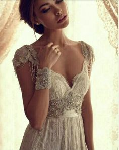 Yes, yes, yes, yes and yes!! Such perfection in a dress!!