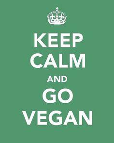 … go vegan