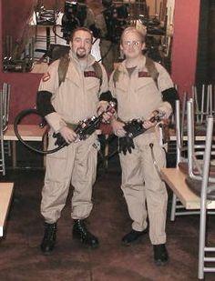 Ghostbusters groomsmen?